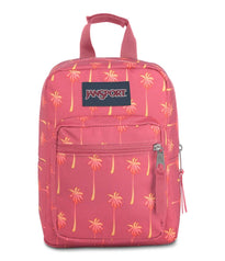 JanSport Big Break Lunch Bag - Palm Icons