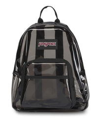 JanSport Half Pint FX Mini Backpack - Translucent Black