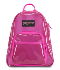JanSport Half Pint FX Mini Backpack - Translucent Pink