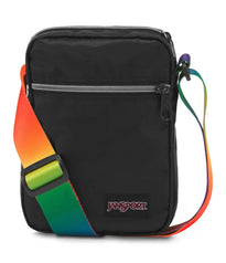 a4f55f95b JanSport Weekender FX Mini Bag - Rainbow Webbing