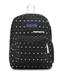 JanSport DigiBreak Laptop Backpack - Black Dot Swell