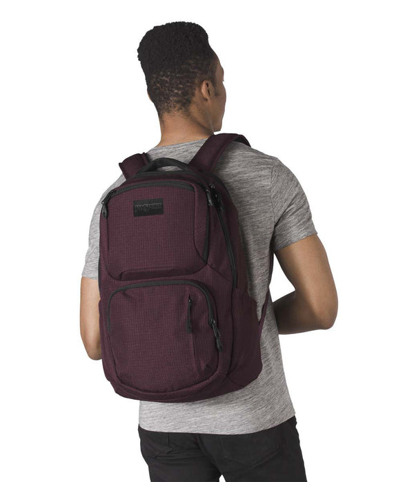 JanSport Nova Laptop Backpack - Micro Grid