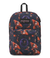 JanSport Incredibles SuperBreak Backpack - Incredibles Family Time
