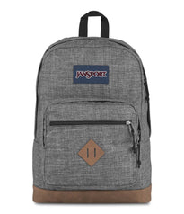 JanSport City View Backpack - Heathered 600D