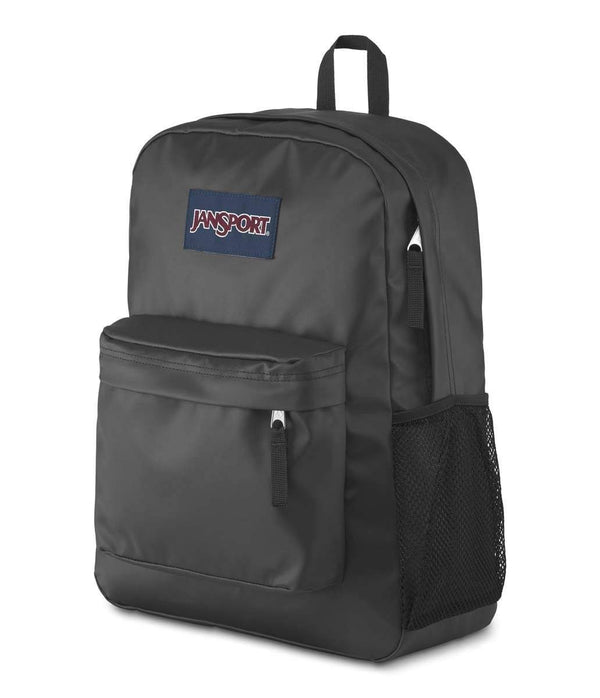 JanSport Hyperbreak Backpack - Black Matte Coated 600D