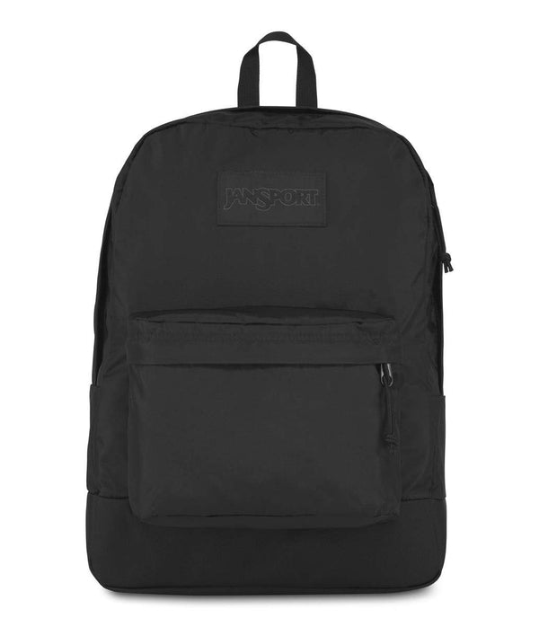 JanSport Mono SuperBreak Backpack - Black