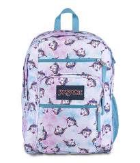 JanSport Big Students Backpack - Unicorn Clouds