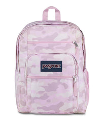 JanSport Big Student Backpack - Cotton Candy Camo