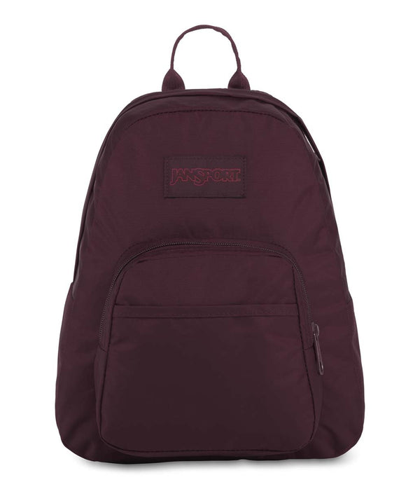 JanSport Mono Half Pint Backpack - Dried Fig