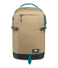 JanSport Gnarly Gnapsack 25 Backpack - Field Tan Ripstop