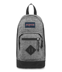 JanSport Metro Sling Bag – Heathered 600D