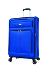 "Samboro Spirit Lite 28"" Expandable Spinner Luggage - Blue"