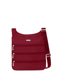 Baggallini Big Zipper Crossbody