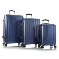 Leo by Heys Leviton 3 Piece Lightweight Spinner Luggage Set