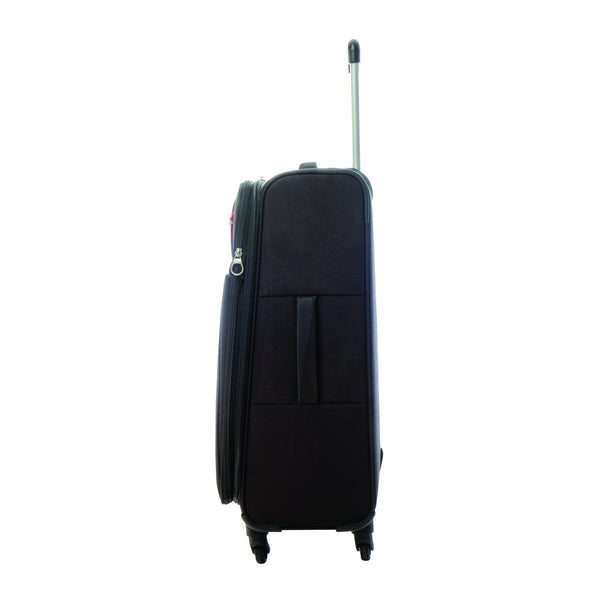 American Tourister Joyride Spinner Large Expandable Luggage - Obsidian Black