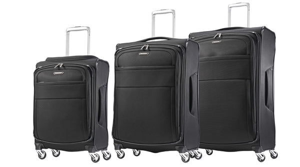 37c86f01b Samsonite ECO-Glide 3 Piece Spinner Expandable Luggage Set By Samsonite  FREE GIFT WITH PURCHASE 1 $629.85 MSRP: $1,575.00 You Save: 60% ($945.15)
