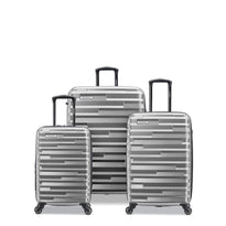 Samsonite Ziplite 4.0 3 Piece Spinner Expandable Luggage Set