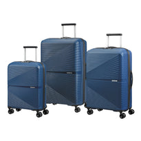 American Tourister Airconic 3 Piece Nested Spinner Luggage Set