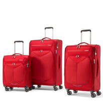 American Tourister Fly Light 3 Piece Spinner Expandable Luggage Set