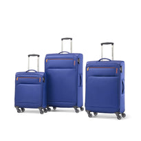 American Tourister Bayview NXT 3 Piece Nested Spinner Luggage Set