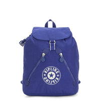 Kipling Fundamental Medium Backpack - Laser Blue