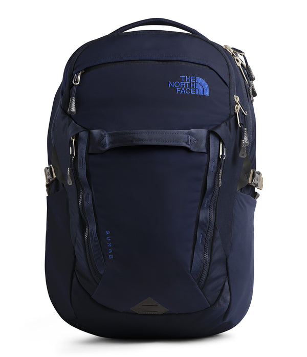 The North Face Surge Backpack - Montague Blue/TNF Blue
