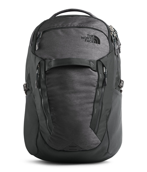 The North Face Surge Backpack - TNF Dark Grey Heather/Asphalt Grey