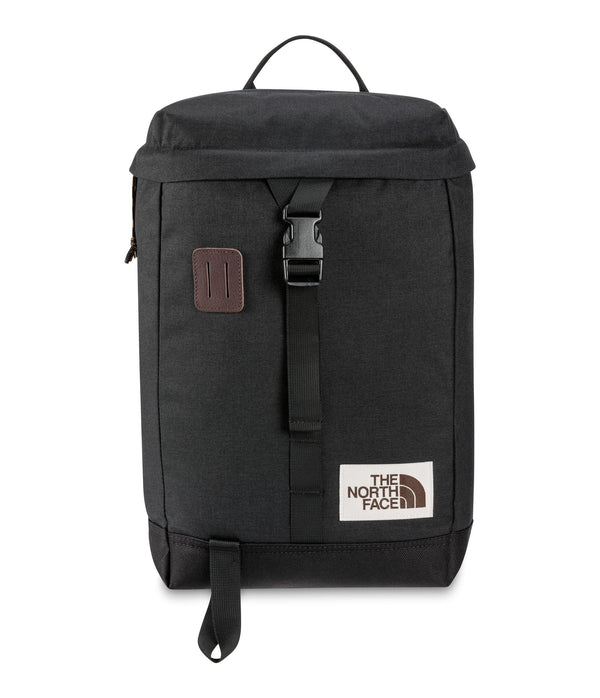 The North Face Top Loader Daypack - TNF Black Heather
