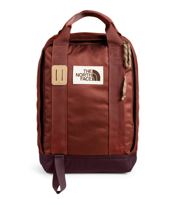 The North Face Tote Pack - Brandy Brown/Root Brown