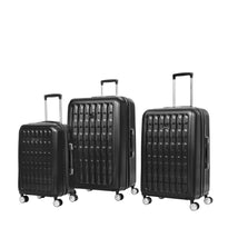 Samsonite Beck LTD 3 Piece Spinner Expandable Luggage Set
