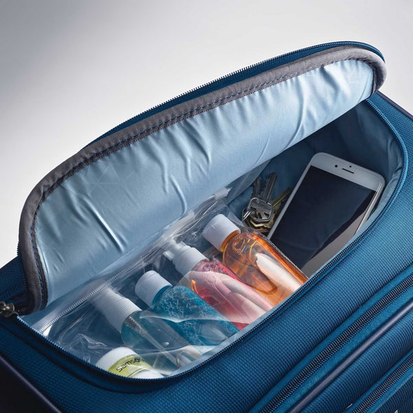 Samsonite ECO-Glide Spinner Carry-On Expandable Luggage