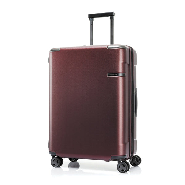 Samsonite Evoa Spinner Medium Expandable Luggage - Limited Edition: Dark Red
