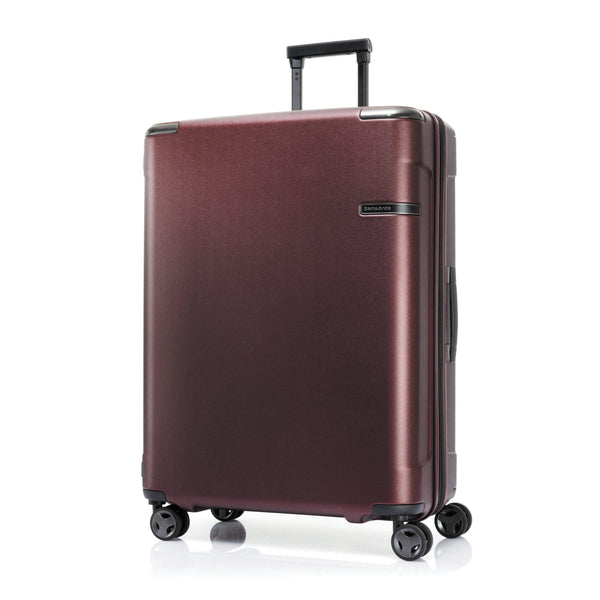 Samsonite Evoa Spinner Large Expandable Luggage - Limited Edition: Dark Red