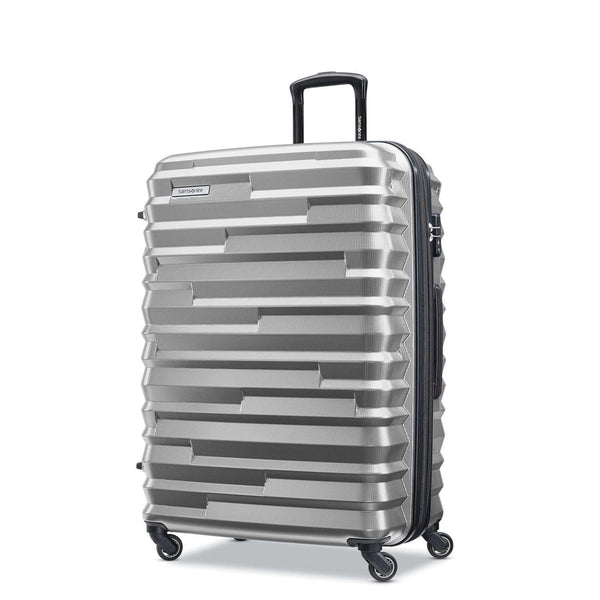 Samsonite Ziplite 4.0 Spinner Large Expandable Luggage - Silver Oxide