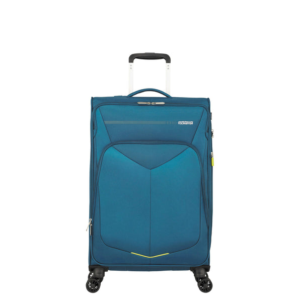 American Tourister Fly Light Spinner Medium Expandable Luggage