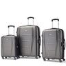 Samsonite Winfield NXT 3 Piece Spinner Expandable Luggage Set - Charcoal