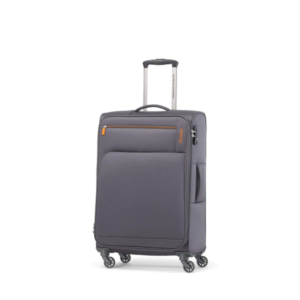 American Tourister Bayview NXT Spinner Medium Expandable Luggage - After Dark