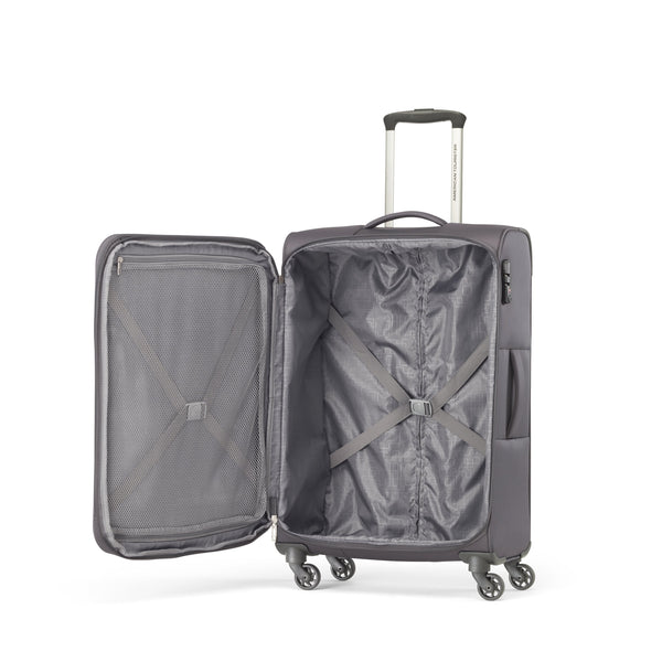 American Tourister Bayview NXT Spinner Medium Expandable Luggage