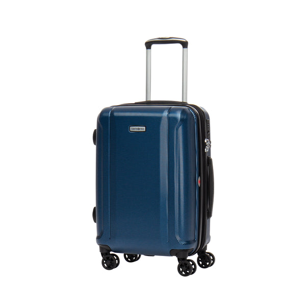 Samsonite Omni 3.0 Carry-On Spinner Expandable Luggage - Dark Blue