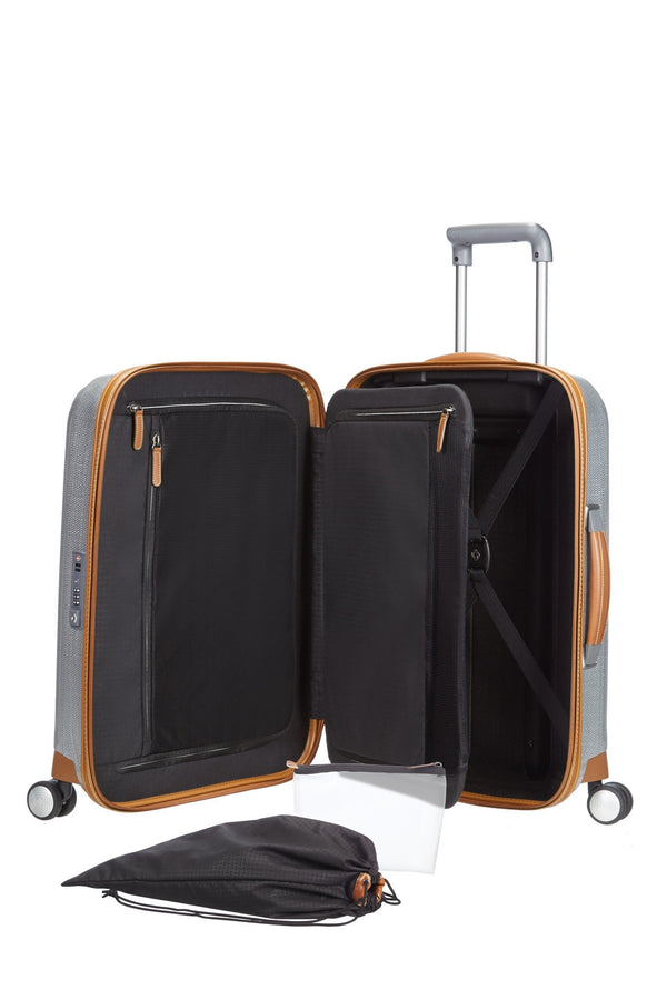 Samsonite Black Label Lite-Cube™ DLX Spinner Carry-On Luggage