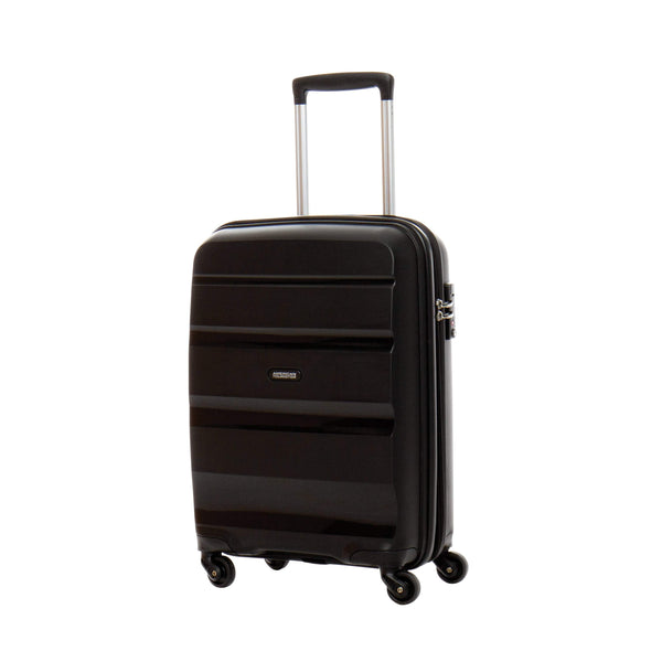 American Tourister Bon Air Collection Spinner Carry-On Expandable Luggage - Black