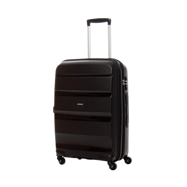 American Tourister Bon Air Collection Spinner Medium Expandable Luggage - Black