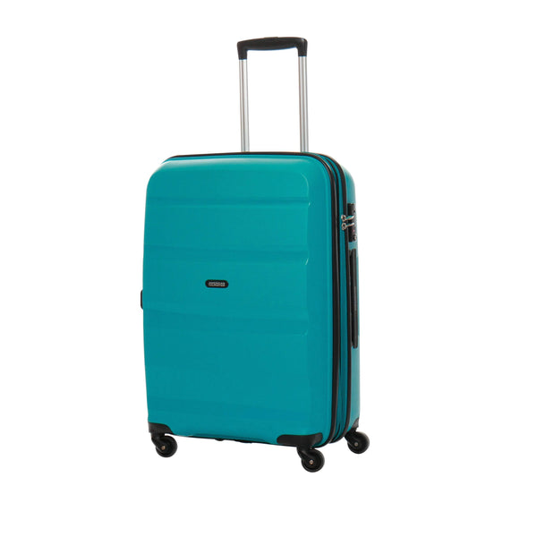 American Tourister Bon Air Collection Spinner Medium Expandable Luggage - Deep Turquoise