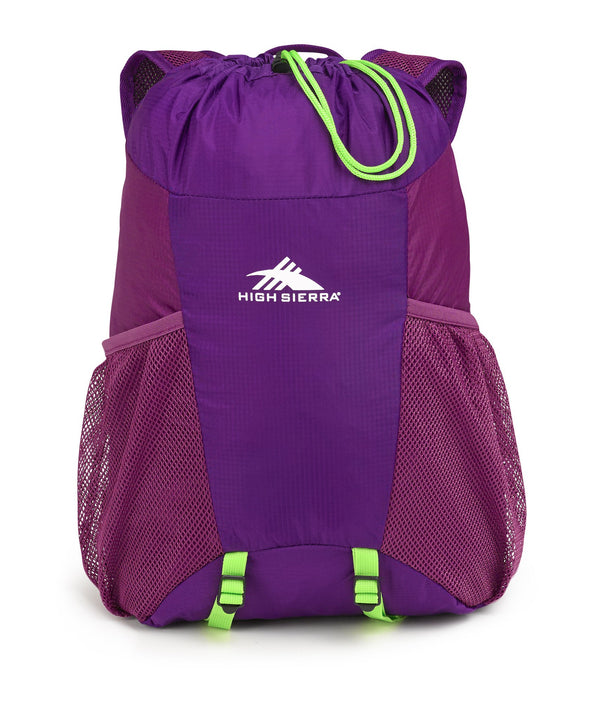 High Sierra Pack-N-Go 2 15L Pack in a Bottle
