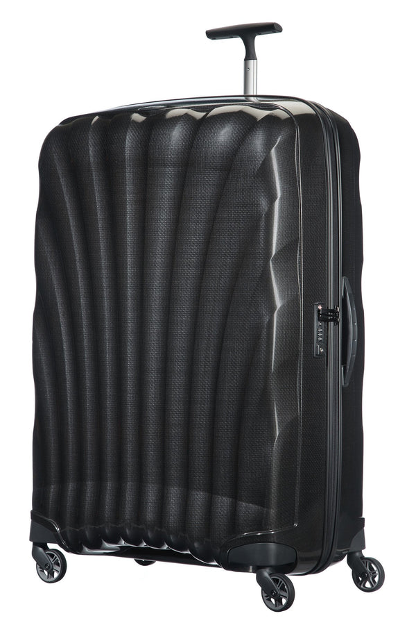 This is a graphic of Crazy Samsonite Black Label Vintage Spinner
