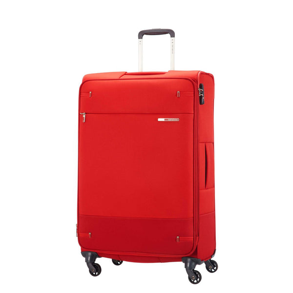 Samsonite Base Boost Spinner Large Luggage - Red