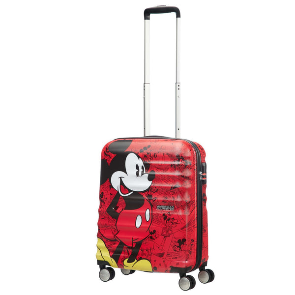 American Tourister Disney Wavebreaker Spinner Carry-On Luggage