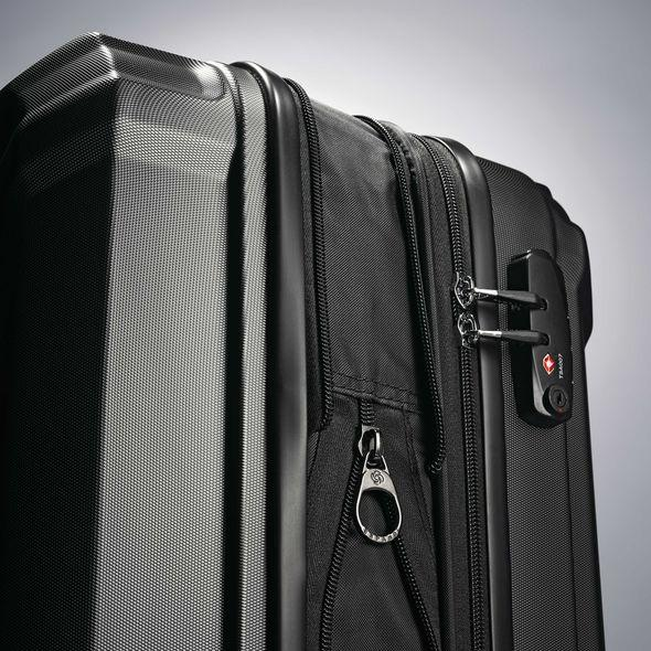 Samsonite Opto PC 24 Inch Expandable Spinner Luggage
