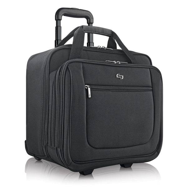 "Solo Classic 17.3"" Rolling Case"