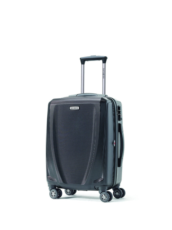 Samsonite Pursuit DLX Spinner Carry-On Widebody Luggage - Black